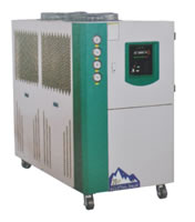 Auxiliary Equipment, 5 HP Air Chiller