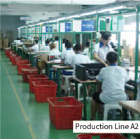 09 Air Purifiers ISO9001 Quality Management System Production Line A2