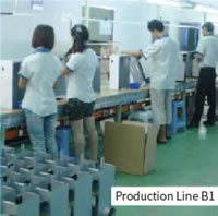 10 Air Purifiers ISO9001 Quality Management System Production Line B1