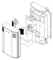 101 Air Ventilation System ADA802 Structure
