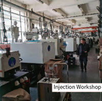 12 Air Purifiers ISO9001 Quality Management System Injection Workshop