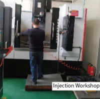 13 Air Purifiers ISO9001 Quality Management System Injection Workshop