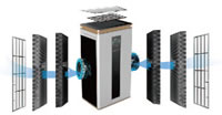 36 Home Air Purifier KJS999 Structure