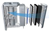 48 Home Air Purifier ADA609 Structure