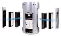 64 Home Air Purifier ADA602 Structure
