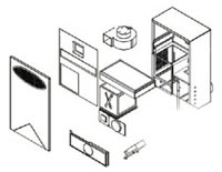 93 Air Ventilation System ADA3699 Structure