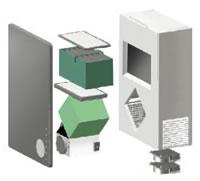 95 Air Ventilation System KJJ3156 Structure