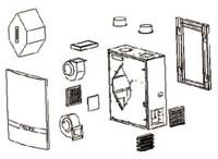 99 Air Ventilation System ADA806 Structure