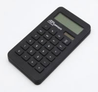 30 Bio-Based Degradable High Brightness and Toughening Products, Calculator Shell