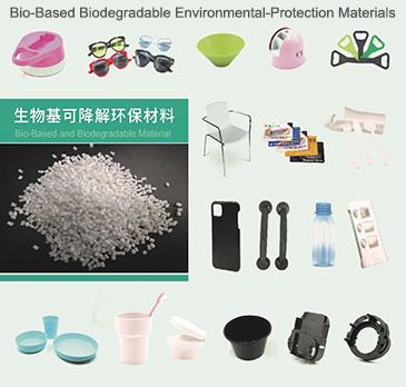 Bio-Based Biodegradable Environmental Protection Materials