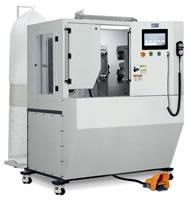 11 Y300 CNC Three Axis Round Trimming Machine