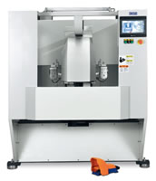 13 DM500 CNC Five Axis Multi Face Trimming Flowering Machine