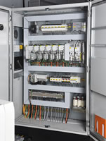 15 Spare Parts Electric Cabinet