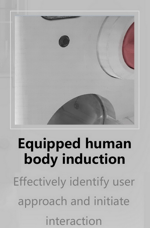 07 Capsule Gashapon Machines, Equipped Human Body Induction, Effectively Identify User Approach and Initiate Interaction