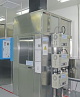 Vacuum Electroplating Coating Project, Corona Treatment