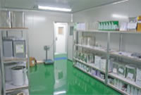 Vacuum Electroplating Coating Project, Modulation Oil Room