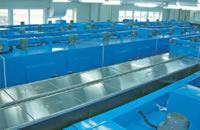 Vacuum Electroplating Coating Project, PU Paint Oven