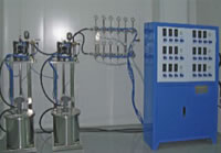 Vacuum Electroplating Coating Project, Paint Supply Circulation System