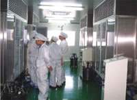 Clean Room Coating Project Examples, 10K Coating Workshop Vacuum Electroplating Product