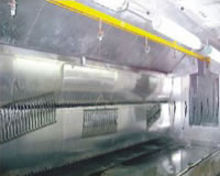 Automatic Spray Coating Production Line, Car Assembly Painting Line