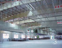 Automatic Spray Coating Production Line, Hanger Oven