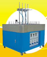 Auto Spraying Machine, Continuous Type UC803 Rear