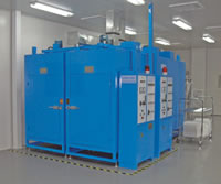 Industrial Ovens, Cabinet Type Cleanroom Oven