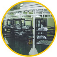 Conveyor Series, Overhead Type Conveyor