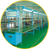 Conveyor Series, PVC Assembly Line