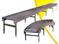Conveyor Series, Roller Type Conveyor