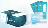 25 Medical Surgical Masks 50PCS Pack