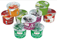DGD, Yoghurt Cups
