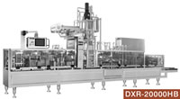 DXR, Full Automatic Plastic Cup Forming Filling Sealing Machinery, DXR-20000HB