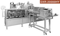 DXR, Full Automatic Plastic Cup Forming Filling Sealing Machinery, DXR-20000HY