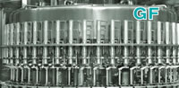 GF Line, Full Automatic Plastic Bottle Filling Press Screw Capping Line, GF Series