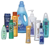 GF Line, Personal Care Products, Home Care Products, Oil Products, Containers, Bottles