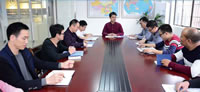 01 Technical Meeting for Electronic Lighters Production Line