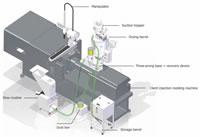 12 Slow Speed Crusher around Injection Molding Machine Solution 2