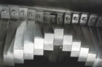 17 Medium Speed Crusher around Injection Molding Machine Claw Knife