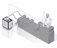 40 Film Sheet Crusher Pulverizer Micronizer Disintegrator after Film Blowing Machine Slitting Machine Extruder Solution 1