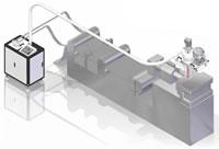 41 Film Sheet Crusher Pulverizer Micronizer Disintegrator after Film Blowing Machine Slitting Machine Extruder Solution 2