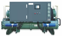 46 Water Cooled Screw Chiller