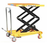 69 Hard Disk Bending and Punching Machine Optional Device Hydraulic Lifting Table