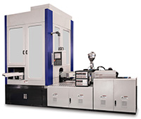 Automatic Plastics Injection Stretch Blow Molding Machinery, ISBM Machines, WISB28, WISB35, WISB40, WISB40W, WISB55L