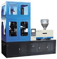 Automatic Plastics Injection Stretch Blow Molding Machinery, ISBM Machines, WISB28, WISB35, WISB40, WISB40W, WISB55L