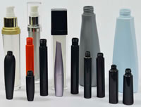 Various Bottles, Made By IBM Machines/Molds, PE, PP, AS, b
