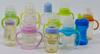 Various Bottles, Made By ISBM Machines/Molds, PET, PP, PC, Tritan, PETG, d