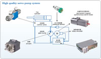 High Quality Servo Pump System