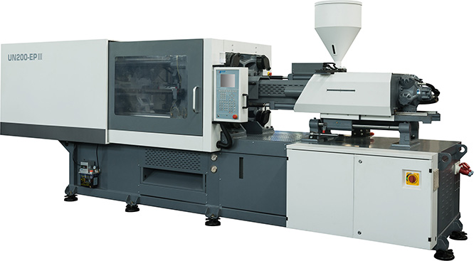 The 3rd Generation High Efficiency Precision Injection Molding Machine, Universe Serial