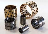 10 Self-Lubricating Steel Rings, Self-Lubricating Copper Rings, Ensure High Speed Running Of Injection Machines
